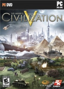 Civilization 5 cover