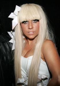 Flattering pic of Gaga