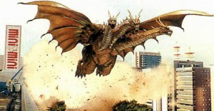 MothraGhidorah